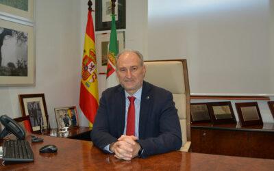 José Marín Sánchez Murillo, nombrado académico correspondiente nato por la Real Academia de Ciencias Veterinarias de España